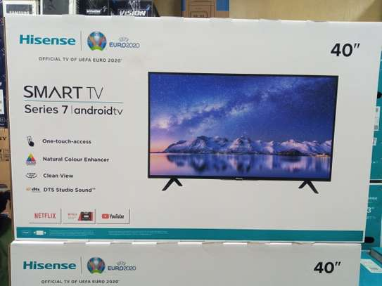 40 Hisense smart Android HD TV series 7 tv image 1