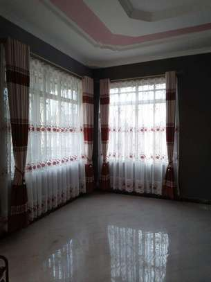 Sewn Designed Curtains and Sheers image 8
