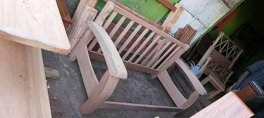 Open sofas(Solid mahogany) image 3