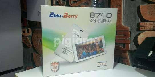 New Eblu-berry kids tablet B740 16 GB image 1