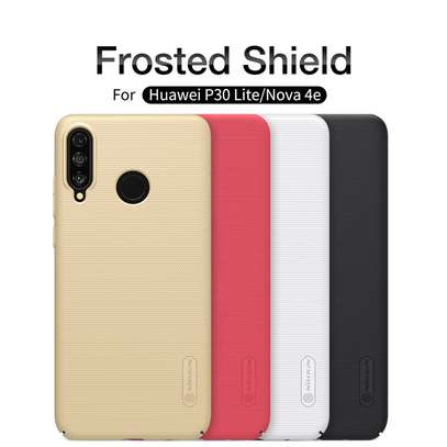 Nillkin Super Frosted Shield Matte cover case for Huawei P30 Lite image 2