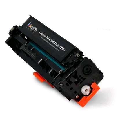 304A black only CC530A printer HP LaserJet,HP Color LaserJet M2320fxi M2320n M2320nf P2025x Printer series image 2