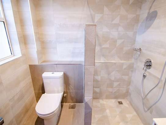 Furnished 3 bedroom apartment for rent in Westlands Area image 13