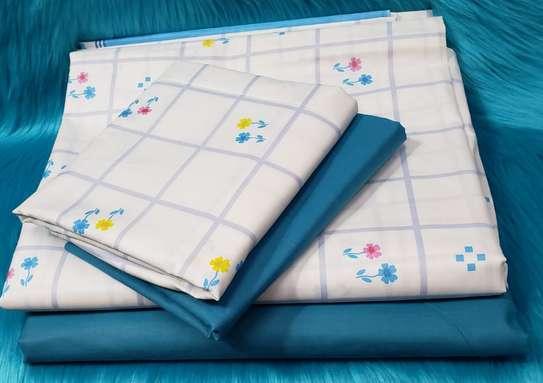 Classy Cotton Bed sheets(6pcs) image 6