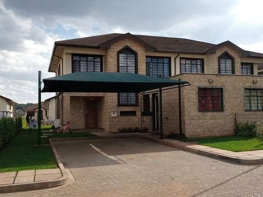 3 bedroom townhouse for sale in Kiambu Road image 1
