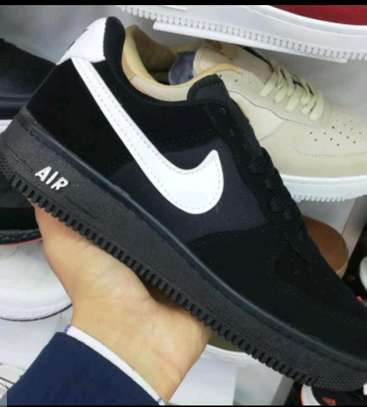 Nike Airforce One Suede image 1