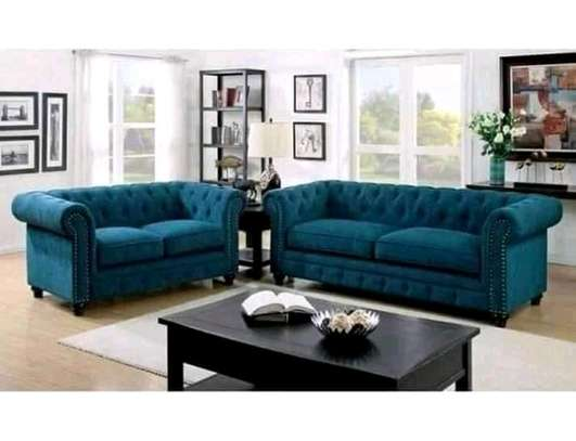 Chesterfield Sofa (5 Seater) image 1