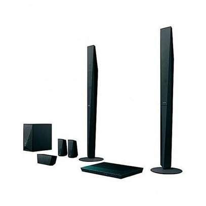 Sony DAV-DZ650 - 5.1 Ch. DVD Home Theatre System - Black image 2
