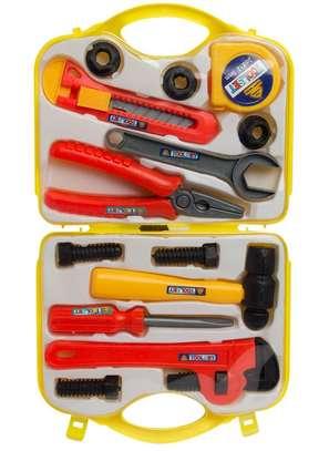 Kids Handy Man Construction Repair Tool Set Kit Toys image 3