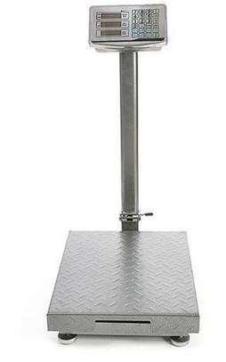 300KG Heavy Duty LCD Digital Floor Postal Parcel Platform Scales image 1