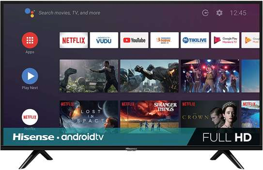 Hisense  40inch Smart Full HD TV image 1