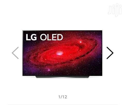 LG 65 Inch HDR 4K UHD Smart OLED TV NEW 2020 image 1