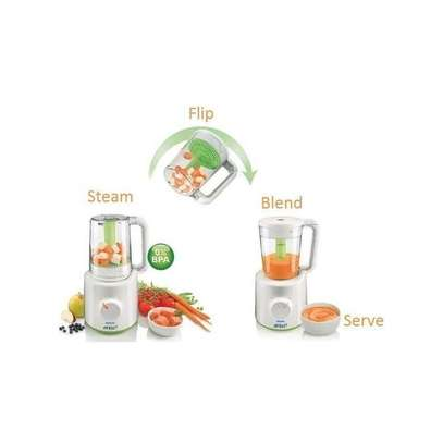 Philips Avent Combined Steamer and Blender - White image 3