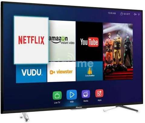 Hisense 50 inches Android Smart Digital 4K Tvs image 1