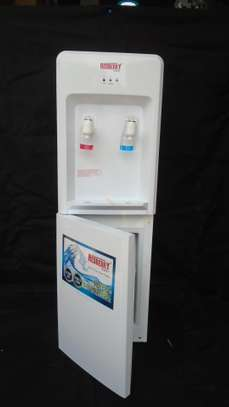 Hot and Normal Free Standing Water Dispenser- RED BERRY 205