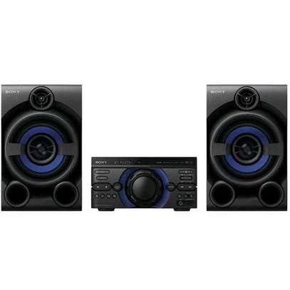 Sony High Power Bluetooth Wireless Audio System MHC-M40D - Black image 1