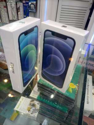 Iphone 12 128gb graphite/blue/silver/green image 1