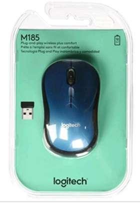 Logitech M185 Mouse image 1