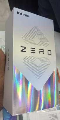 "Infinix Zero 8 6.8"" inches of display, 8GB RAM/128GB ROM, 64MP CAMERA, Dual 4G, - Black Diamond image 3"