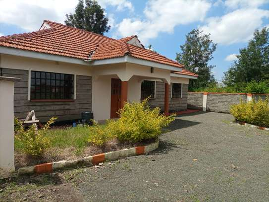 3 bedrooms spacious bungalow with an SQ for sale in Ongata Rongai
