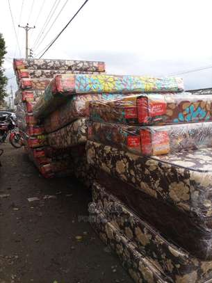 New Arrivals. Mattresses. HDQ. 8inch. Free Delivery image 1
