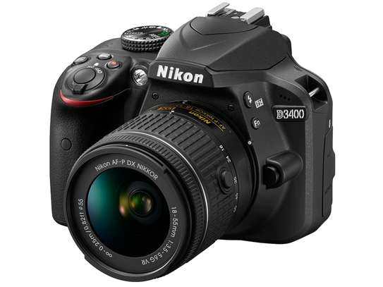 Nikon D3500 Digital SLR Camera With 18-55mm Lens