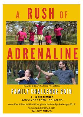 The Family Challenge 2019
