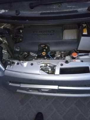 Daihatsu Move G Wagon 2012 image 12