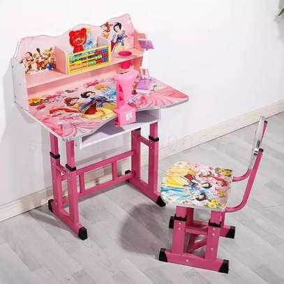 Kid Desk-Pink image 1