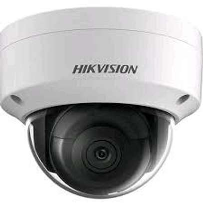 Dahua hik vision IP CCTV cameras supply and installation image 2