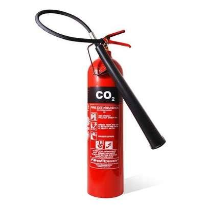 portable fire extinguishers image 1