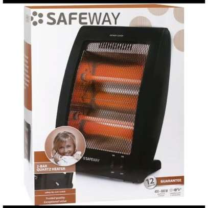 Safeway 2-Bar Quartz Room Heater image 1