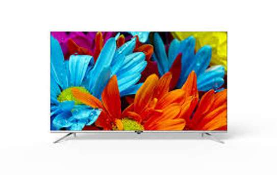 New TCL 65 inch 65P717 Android Smart UHD-4K Frameless Digital TVs image 1