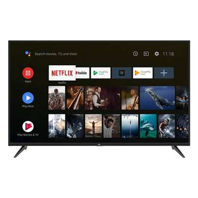 TCL Android 40 inches Smart  Frameless 40S6800A TV image 1