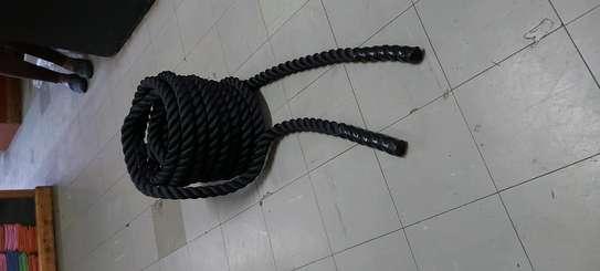 Gym Battel rope 15meter image 1