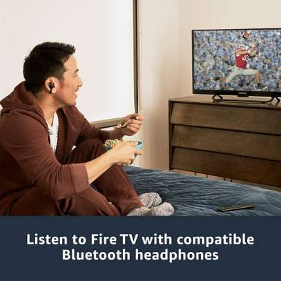Fire TV Stick streaming media player with Alexa image 4