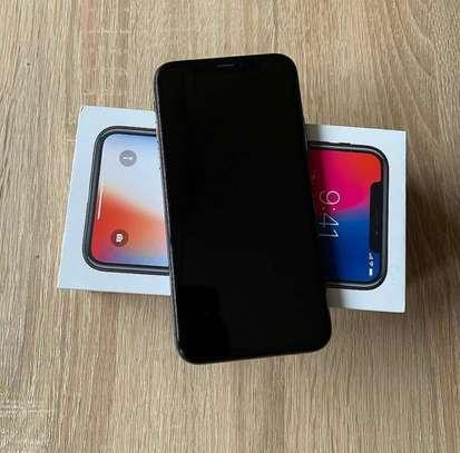 Iphone X *silver* *256gb* image 4