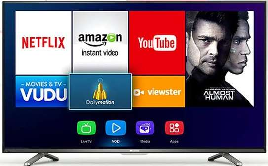 Hisense 43 Inch Smart Full Hd ANDROID LED TV 43B6600PA 2020 MODEL image 1