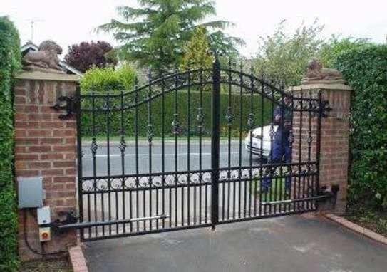 Automated gates image 4