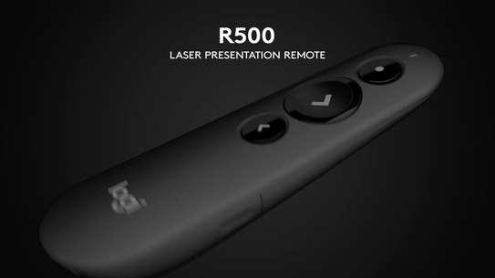 Logitech R500 Laser Presentation Remote image 3