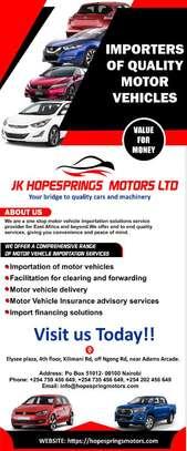JK Hopesprings Motors image 1