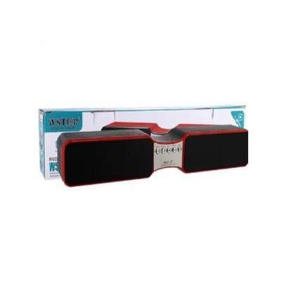 Wster Soundbar Wireless Bluetooth Speaker image 1