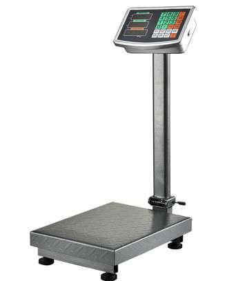 150 kg Single Load Cell Platform Electronic Weighing image 1