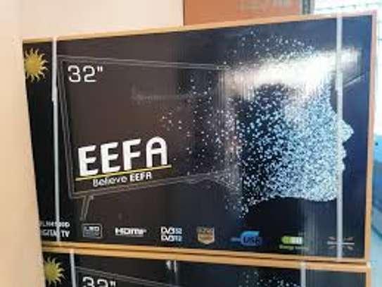 Eefa Digital TV 32 Inch frameless image 1