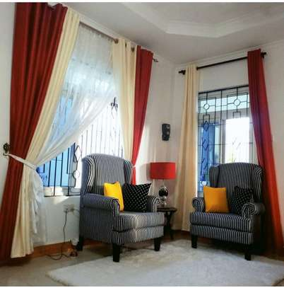 Latest curtains and sheers. image 2