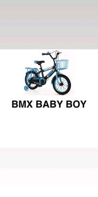 BMX baby girl and boy bike image 2