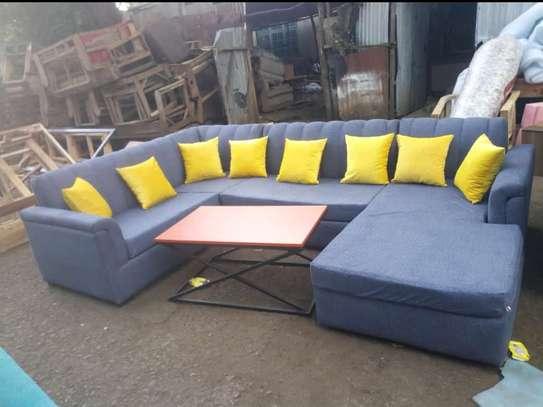 Eight Seater sofa image 1