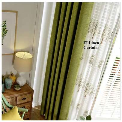 CURTAINS AND SHEERS BEST FOR LIVING ROOM image 6