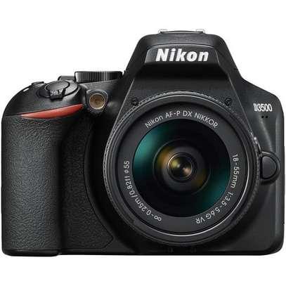 Nikon D3500 DSLR Camera with 18-55mm Lens image 2
