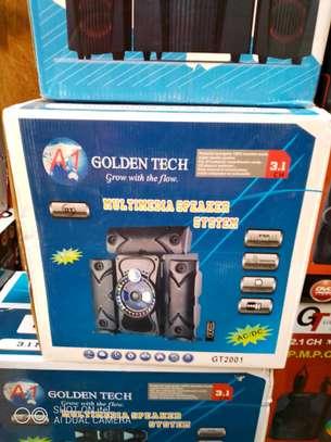 golden tech 3.1 woofers image 2
